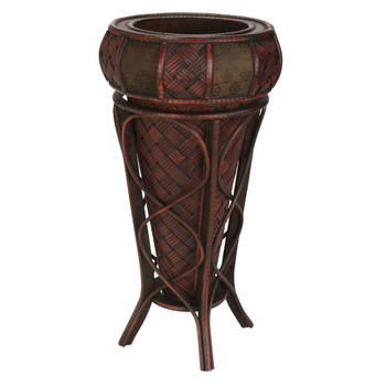 Decorative Stand Planter - SKU #0526