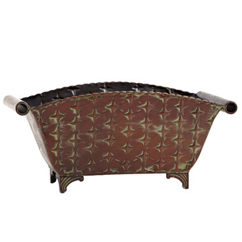 Regal Rectangle Planter - SKU #0542