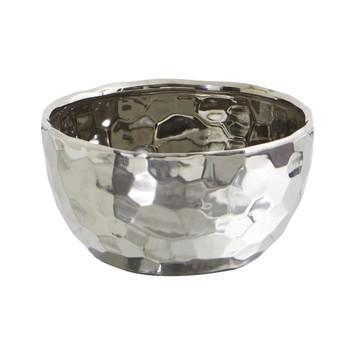 8.75 Designer Silver Bowl - SKU #0764-S1