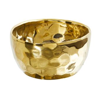 6.75 Designer Gold Bowl - SKU #0765-S1