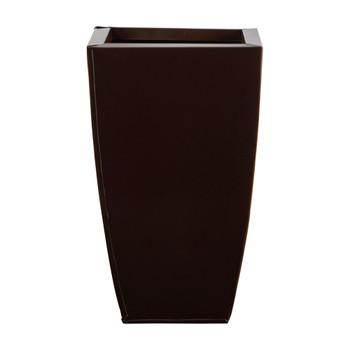 13 Tapered Square Metal Planter - SKU #0818-S1