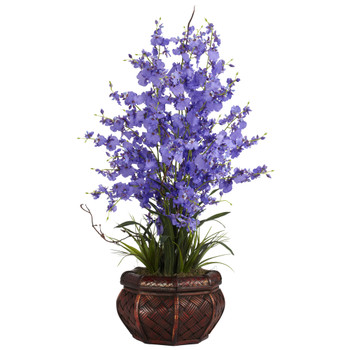 Dancing Lady Silk Flower Arrangement - SKU #1207-PP