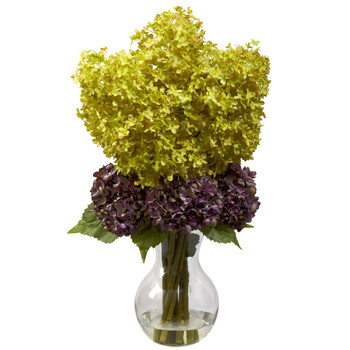Bostonian Hydrangea Arrangement - SKU #1304