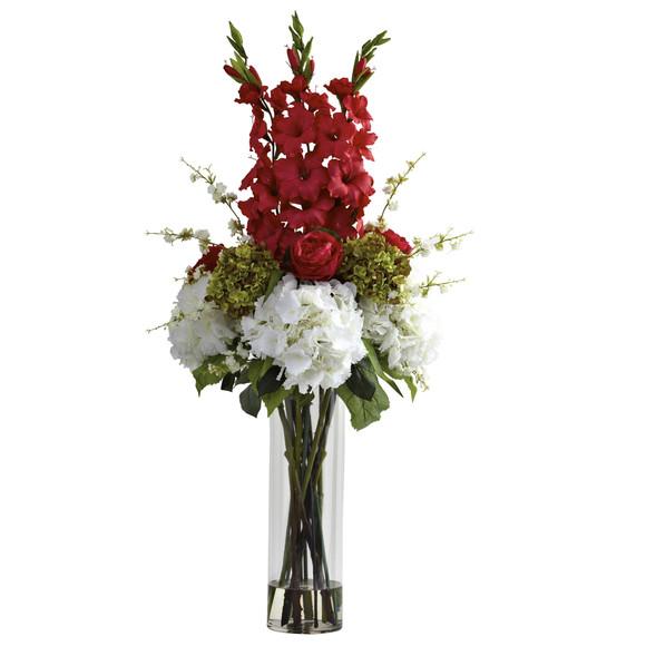 Giant Mixed Floral Arrangement - SKU #1337