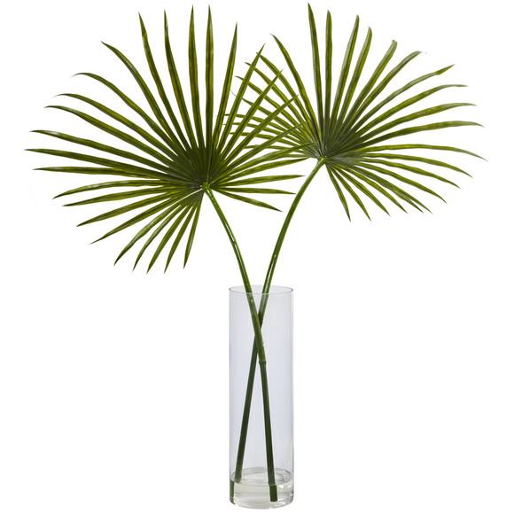 Fan Palm Arrangement - SKU #1474