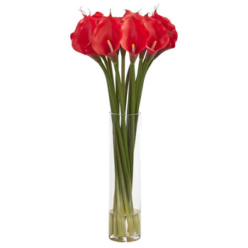 28 Calla Lilly Artificial Arrangement - SKU #1588