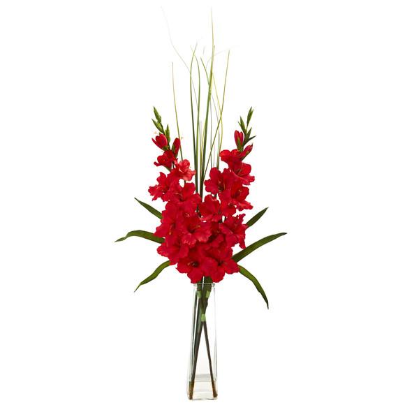 Gladiola Artificial Arrangement - SKU #1622
