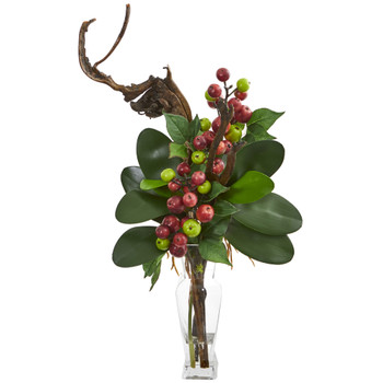 Mini Apple Artificial Arrangement - SKU #1737