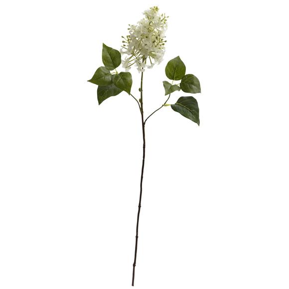 30 Lilac Artificial Flower Set of 6 - SKU #2148-S6 - 1