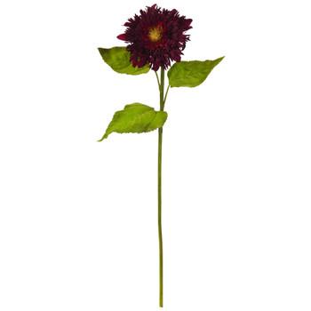 26 Sunflower Artificial Flower Set of 6 - SKU #2151-S6