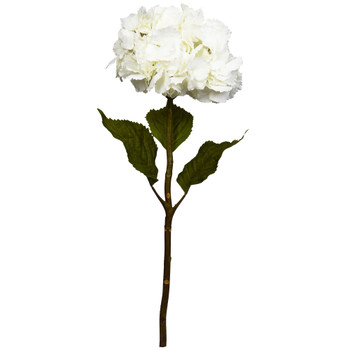 28 Hydrangea Artificial Flower Set of 3 - SKU #2155-S3