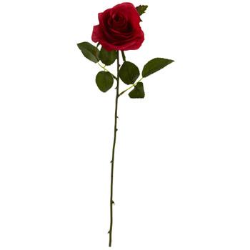 18 Rose Artificial Flower Set of 24 - SKU #2179-S24