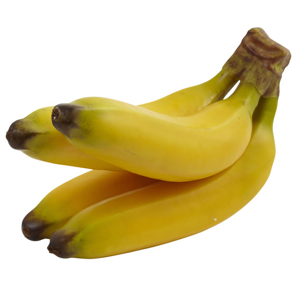 Banana Bunch Set of 4 Bunches - SKU #2191-S4 - 1