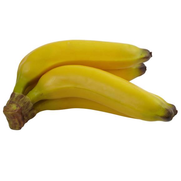 Banana Bunch Set of 4 Bunches - SKU #2191-S4 - 2