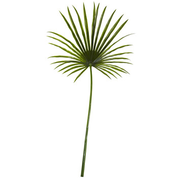 50 Fan Palm Spray Artificial Plant Set of 2 - SKU #2213-S2