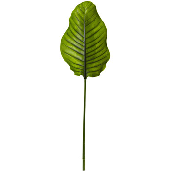 38 Travelers Palm Spray Artificial Leaf Set of 4 - SKU #2214-S4