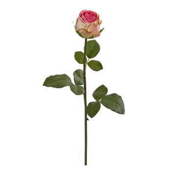 18 Rose Spray Artificial Flower Set of 12 - SKU #2261-S12