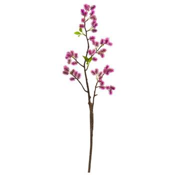 32 Thistle Spray Artificial Flower Set of 8 - SKU #2262-S8