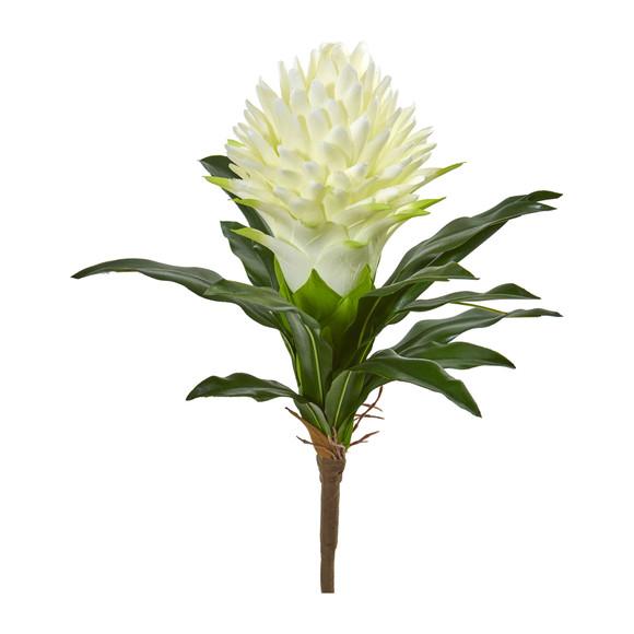 17 Ginger Artificial Flower Set of 4 - SKU #2266-S4