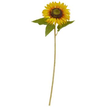 24 Sunflower Artificial Flower Set of 12 - SKU #2279-S12