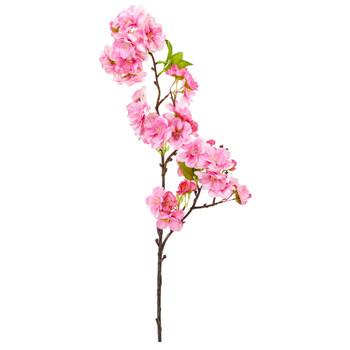 18 Cherry Blossom Artificial Flower Spray Set of 12 - SKU #2293-S12