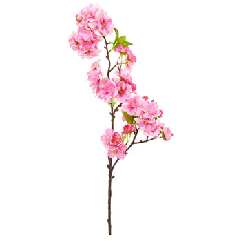 18 Cherry Blossom Artificial Flower Spray Set of 12 - SKU #2293-S12