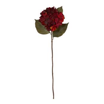 32 Hydrangea Artificial Flower Set of 6 - SKU #2368-S6