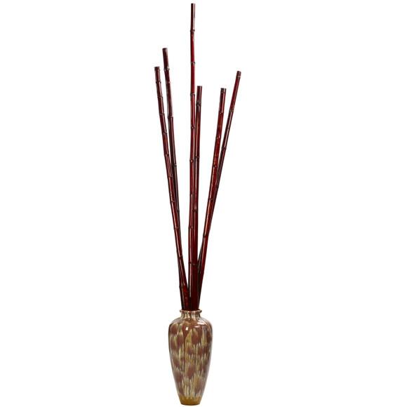 Bamboo Poles Set of 12 - SKU #3016-S12