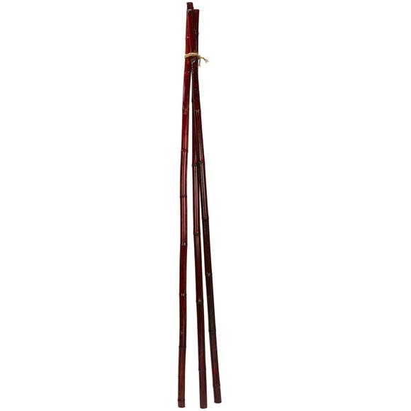 Bamboo Poles Set of 6 - SKU #3016-S6 - 2