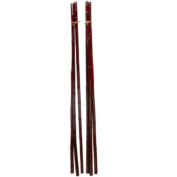 Bamboo Poles Set of 6 - SKU #3016-S6 - 4