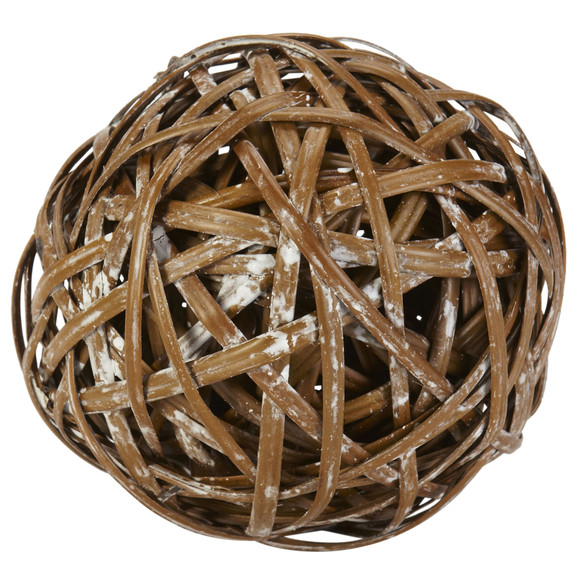 Decorative Balls Set of 6 - SKU #3023 - 1