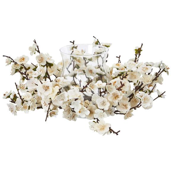 Plum Blossom Candelabrum - SKU #4192