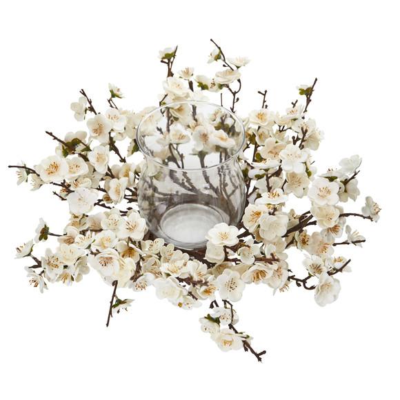 Plum Blossom Candelabrum - SKU #4192 - 1