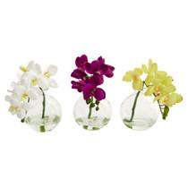10 Phalaenopsis Pot Set of 3 - SKU #4208-S3