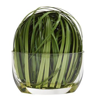 Weaving Grass Artificial Arrangement in Vase - SKU #4252