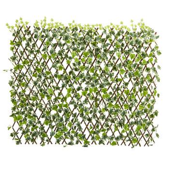 39 English Ivy Expandable Fence UV Resistant Waterproof - SKU #4255