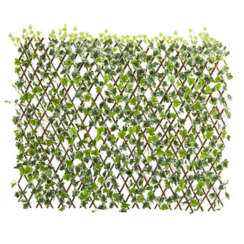 39 English Ivy Expandable Fence UV Resistant Waterproof - SKU #4255