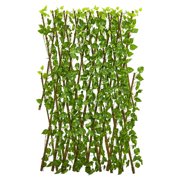 47 Pothos Expandable Fence UV Resistant Waterproof - SKU #4256 - 1