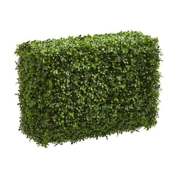 30 Eucalyptus Artificial Hedge - SKU #4341