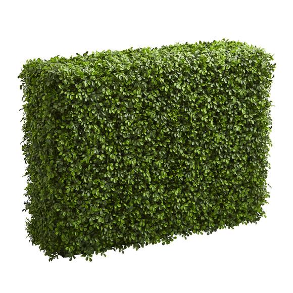 39 Boxwood Artificial Hedge indoor/Outdoor - SKU #4342