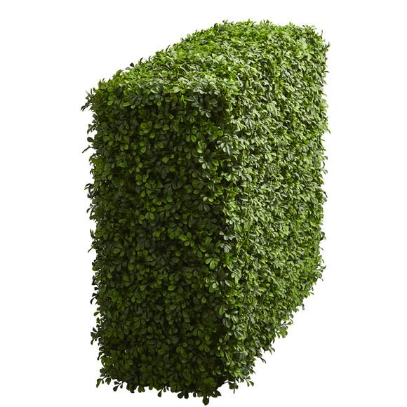 39 Boxwood Artificial Hedge indoor/Outdoor - SKU #4342 - 2