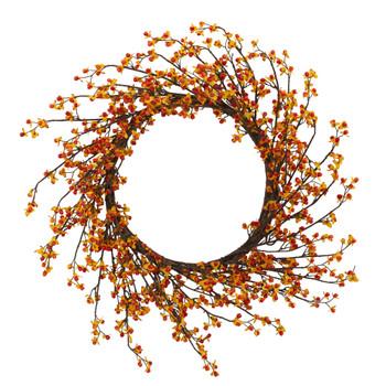 24 Sweet Bitter Wreath - SKU #4597