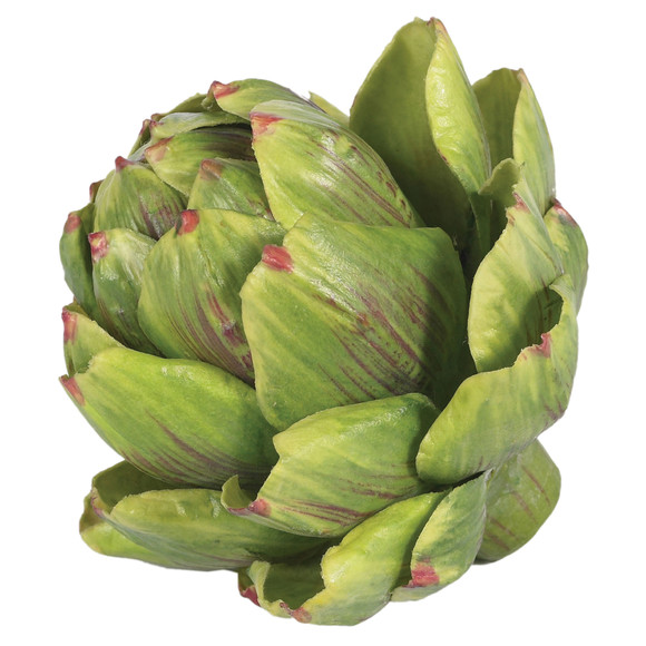 5 Artichoke Set of 6 - SKU #4686 - 3