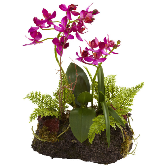 Orchid Island Set of 2 - SKU #4835-S2 - 2