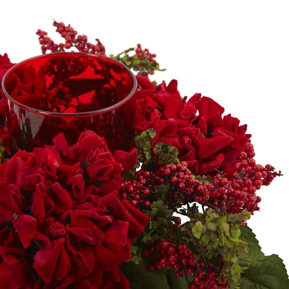 Hydrangea Berry Candelabrum - SKU #4877 - 3