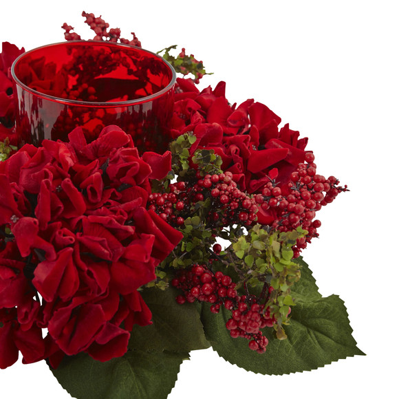 Hydrangea Berry Candelabrum - SKU #4877 - 4