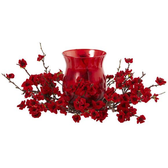 Plum Blossom Candelabrum - SKU #4881
