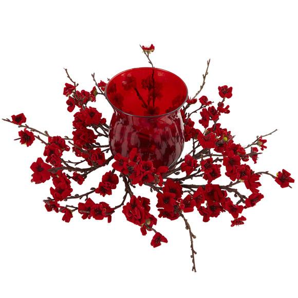 Plum Blossom Candelabrum - SKU #4881 - 1