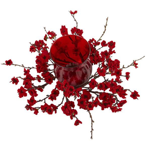 Plum Blossom Candelabrum - SKU #4881 - 2