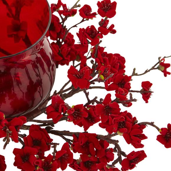 Plum Blossom Candelabrum - SKU #4881 - 3